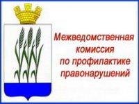 Заседание межведомственной комиссии по профилактике правонарушений