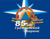 85 лет со дня образования Гражданской обороны