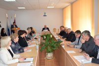 Заседание Общественного Совета при Главе городского округа - город Камышин