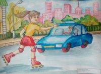 Подведены итоги конкурса рисунков по профилактике детского дорожно-транспортного травматизма