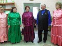 В камышинской библиотеке состоялся семейный вечер, посвященный Дню Матери