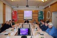 Заседание антинаркотической комиссии  городского округа – город Камышин