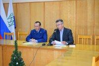 Семинар - совещание «О реализации законодательства о противодействии коррупции на муниципальном уровне»