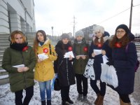Камышин присоединился к Всероссийской акции «День Героев Отечества»