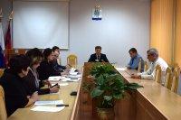 Заседание комиссии по противодействию коррупции в городском округе – город Камышин