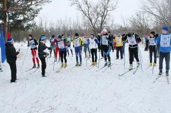Камышинская лыжня