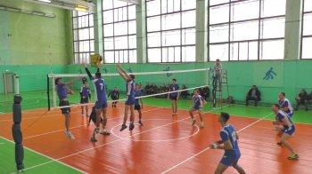 Чемпионат области по волейболу