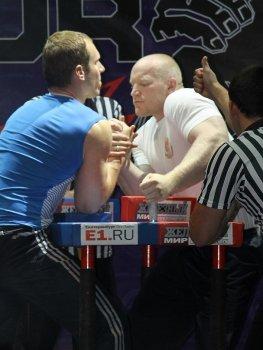 Чемпионат мира по арм-рестлингу