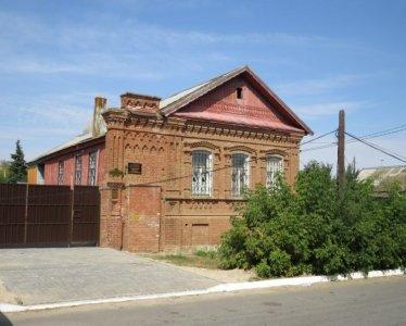 Дом Шолохова