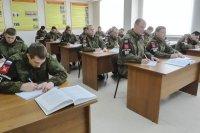 Обучение военных полицейских