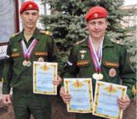 Военные полицейские комендатуры г.Камышин - победители конкурса