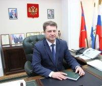 Глава городского округа - город Камышин С.В Зинченко