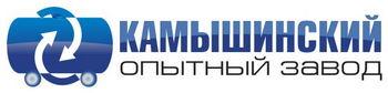 Логотип Камышинский опытный завод