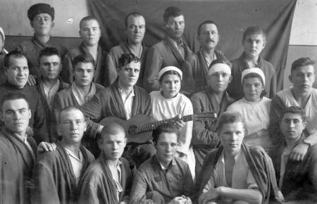 История Камышина в Сталинградской битве