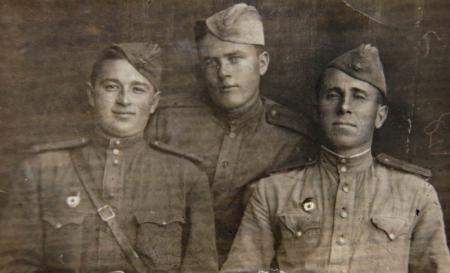 Участник Сталинградской битвы - Золотарев Иван Владимирович