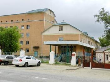 Детская городская больница