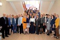Заседание президиума Союза МКСО