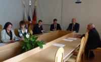 Заседание комиссии по противодействию коррупции в городе Камышине