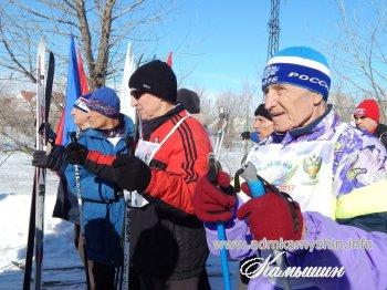 Лыжная России