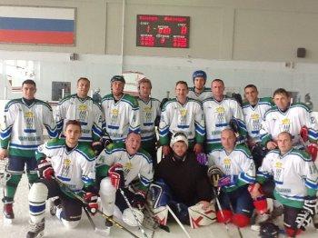 Камышинская хоккейная команда