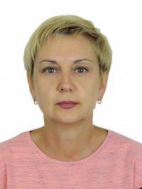 Хомутецкая Людмила Владимировна