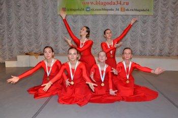 Юные танцовшицы