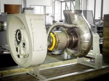 Ремонт газотурбинных двигателей